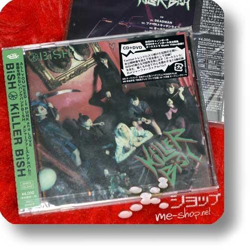BiSH - KiLLER BiSH (lim.CD+DVD)-0