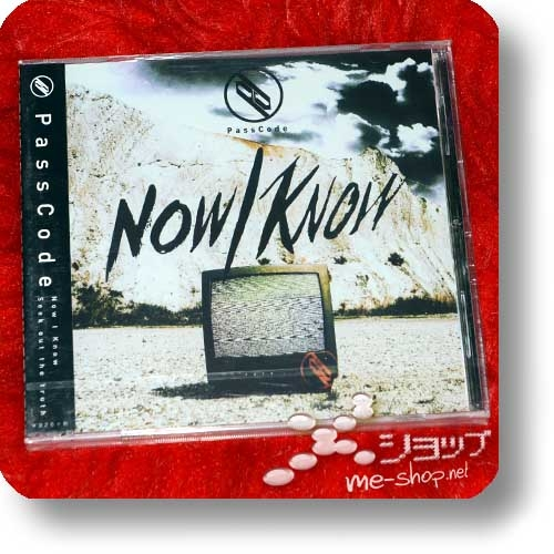PASSCODE - NOW I KNOW (A-Type)-0