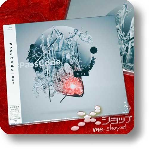 PASSCODE - Ray (lim.CD+Live-DVD)-0