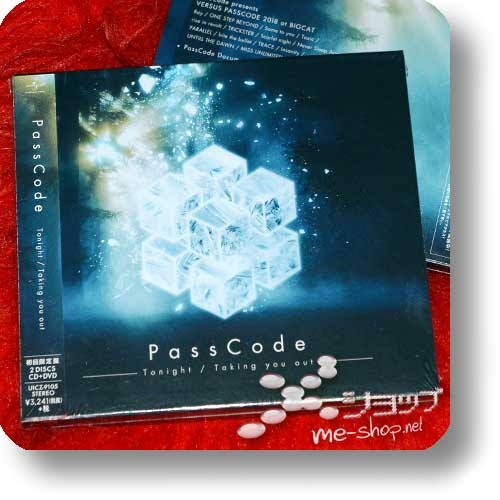 PASSCODE - Tonight / Taking you out (lim.CD+Live-DVD)-0