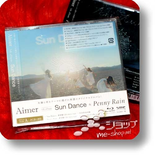 AIMER - Sun Dance & Penny Rain (lim.2CD+Music Video Collection-Blu-ray)-0
