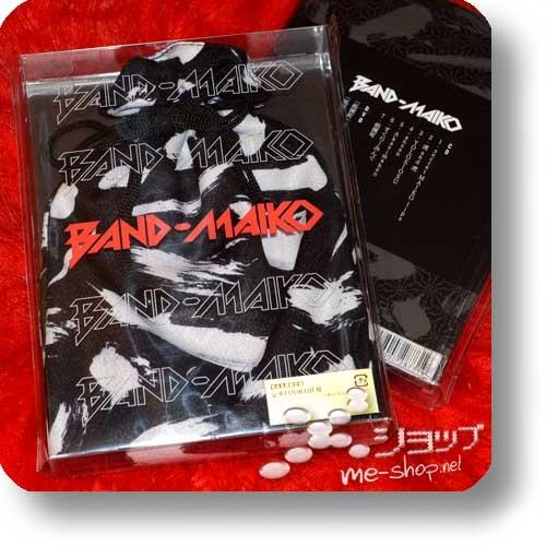 BAND-MAIKO - BAND-MAIKO (lim.Box CD+DVD+2-way-bag+Stickerset / BAND-MAID) +Bonus-DVD!-26728