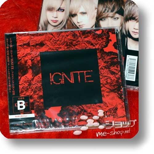ROYZ - IGNITE (lim.CD+DVD B-Type)-0