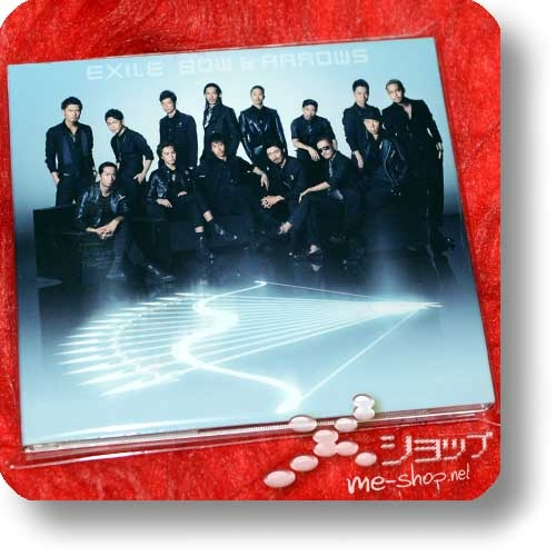 EXILE - BOW & ARROWS (CD+DVD 1.Press) (Re!cycle)-0
