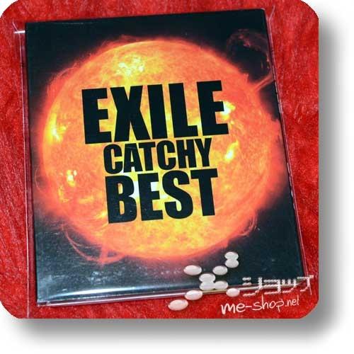 EXILE - CATCHY BEST (lim.1.Press CD+DVD inkl.Bonustrack!) (Re!cycle)-0