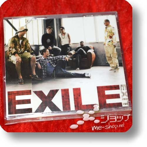 EXILE - EXIT (CD+DVD) (Re!cycle)-0