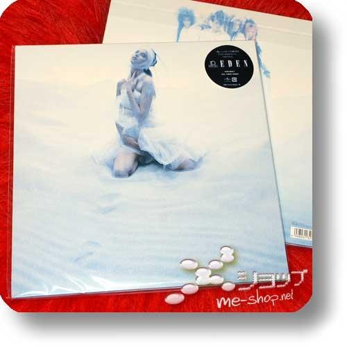 LUNA SEA - EDEN (30th Anniversary Edition lim.Gatefold-2LP / 2019 remastered / analog)-0
