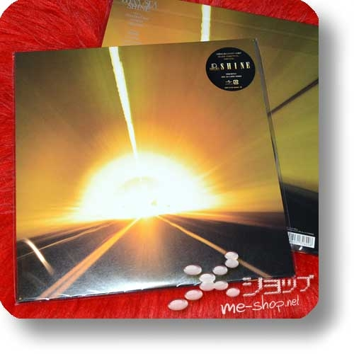 LUNA SEA - SHINE (30th Anniversary Edition lim.Gatefold-2LP / 2019 remastered / analog)-0