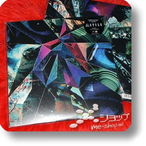 LUNA SEA - STYLE (30th Anniversary Edition lim.Gatefold-2LP / 2019 remastered / analog)-0