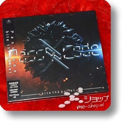 PASSCODE - bite the bullet (lim.CD+Live-DVD)-0