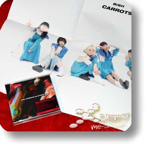 BiSH - CARROTS and STiCKS (lim.CD+Bonus-CD+DVD)+Bonus-Promoposter!-0