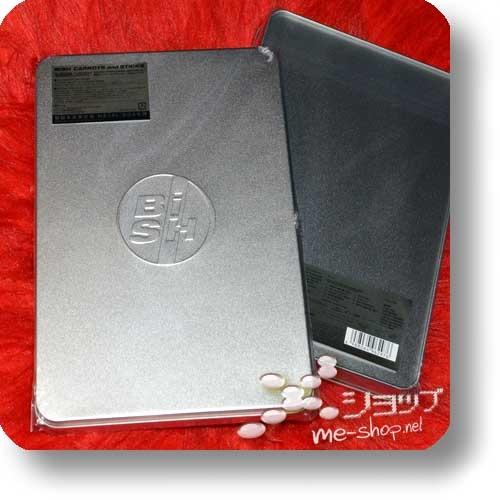 BiSH - CARROTS and STiCKS (lim. METAL BOX CD+Bonus-CD+Blu-ray+Photobook)+Bonus-Promoposter!-27198