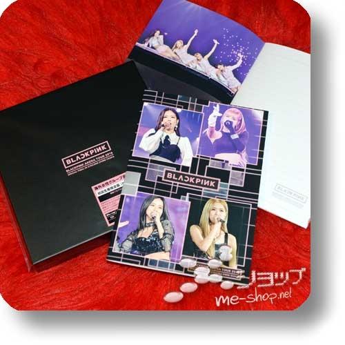 BLΛƆKPIИK - BLACKPINK ARENA TOUR 2018 SPECIAL FINAL IN KYOCERA DOME OSAKA (lim.Box 2Blu-ray+CD+Photobook)+Bonus!-0