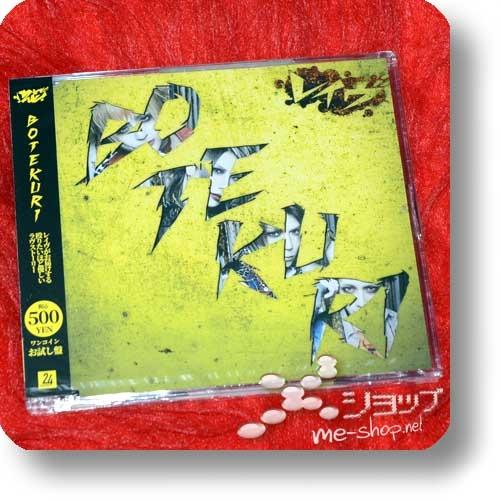 "RAVE - BOTEKURI (lim. ""One Coin""-Onetrack-CD)-0"