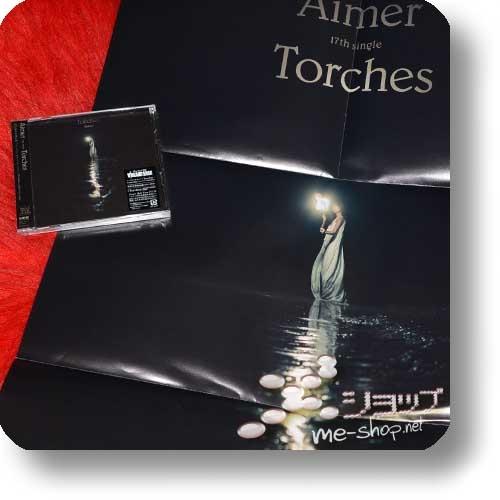 AIMER - Torches (lim.CD+DVD) +Bonus-Promoposter!-0