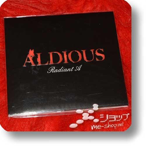 ALDIOUS - Radiant A (lim.UHQ-CD / Digipak!)-0