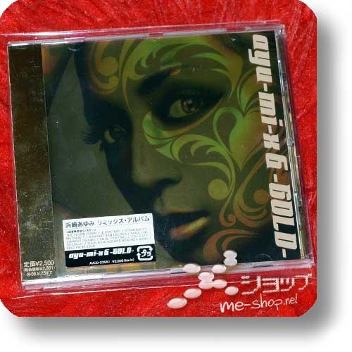 AYUMI HAMASAKI - ayu-mi-x 6 -GOLD- (Re!cycle)-0