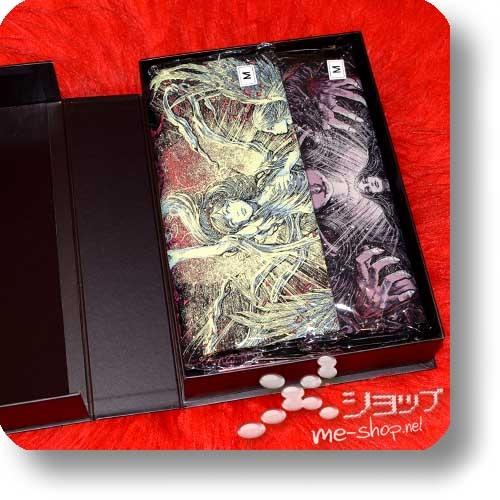"BABYMETAL - LIVE LEGEND 1999 1997 APOCALYPSE (lim. ""THE ONE"" FC-Boxset Blu-ray+2 T-Shirts Gr.M+3 Desktop-Aufsteller!) (Re!cycle)-28858"