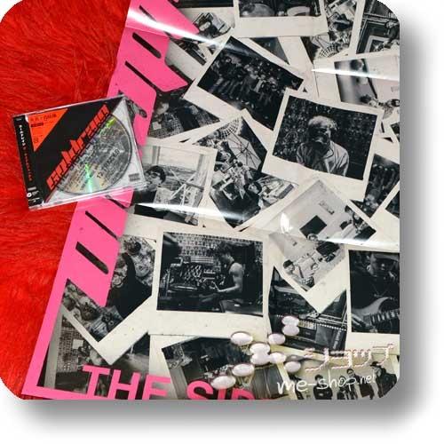 coldrain - THE SIDE EFFECTS (lim.CD+DVD) +Bonus-Promoposter!-0