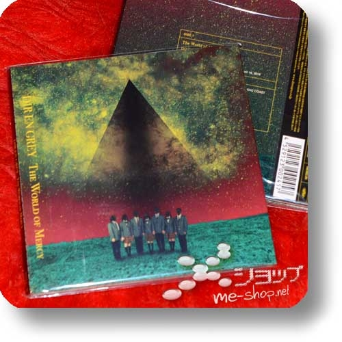 DIR EN GREY - The World of Mercy (lim.CD+DVD)-0