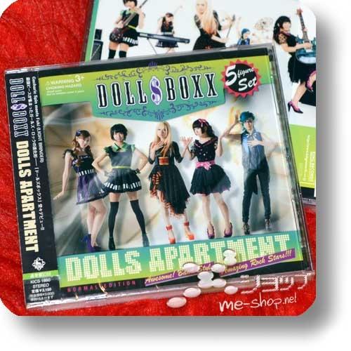 DOLL$BOXX - DOLLS APARTMENT (Dollsboxx / Light Bringer, Gacharic Spin)-0