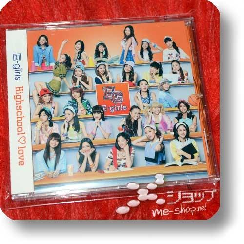 E-GIRLS - Highschool♡love (inkl.Bonustrack!) (Re!cycle)-0