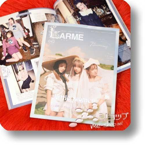 LARME 042 (November 2019) Fashion & Lifestyle-Magazin-0