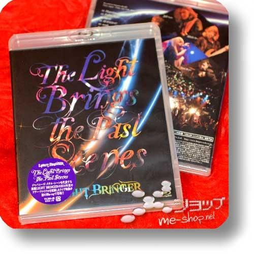 LIGHT BRINGER - The Light Brings the Past Scenes (Live-Blu-ray inkl.Bonustracks!)-0