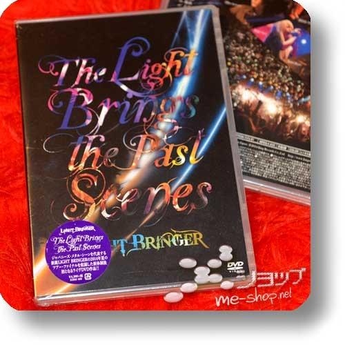 LIGHT BRINGER - The Light Brings the Past Scenes (Live-DVD)-0
