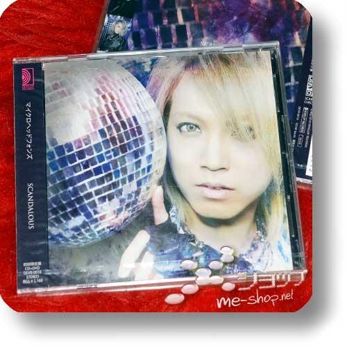 THE MICRO HEAD 4N'S - SCANDALOUS (lim.CD+DVD)-0