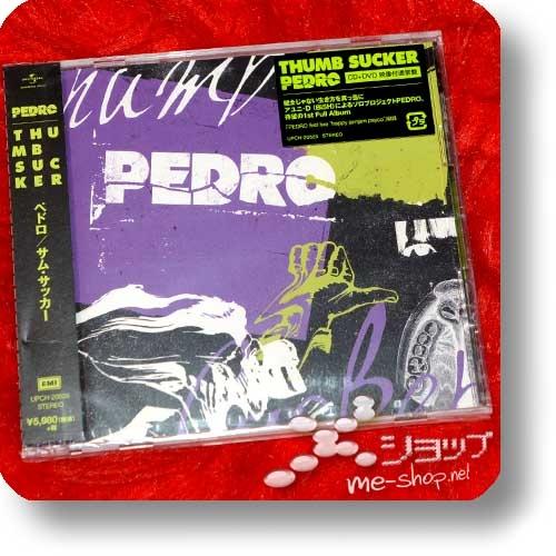 PEDRO - THUMB SUCKER (lim.CD+DVD / BiSH)-0