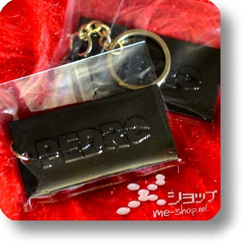 PEDRO - THUMB SUCKER (lim.Box 2CD+Blu-ray+Photobook / BiSH) +Bonus-Schlüsselanhänger!-27819