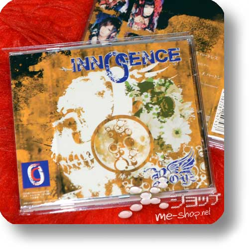 ROYZ - INNOCENCE (C-Type inkl. Bonustrack+Tradingcards!) (Re!cycle)-0