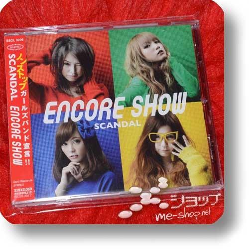 SCANDAL - Encore Show (Re!cycle)-0
