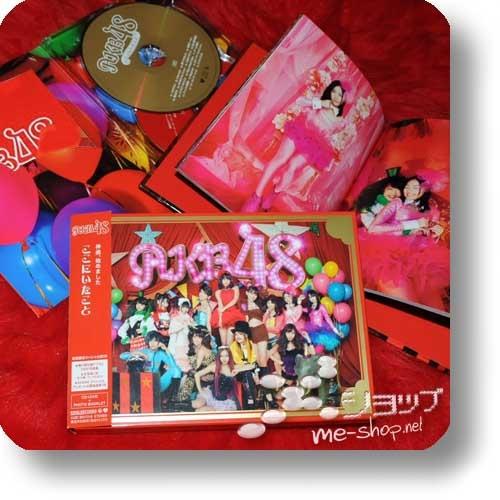 AKB48 - Koko ni ita koto (lim.Box CD+DVD+100s. Photobook!) (Re!cycle)-0