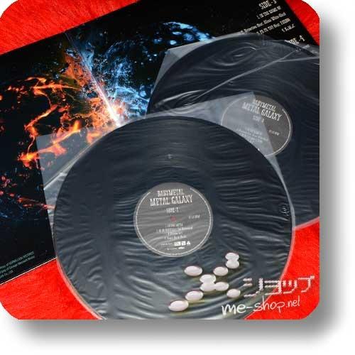BABYMETAL - METAL GALAXY (lim.Analog 2LP JAPAN Complete Edition) -28386
