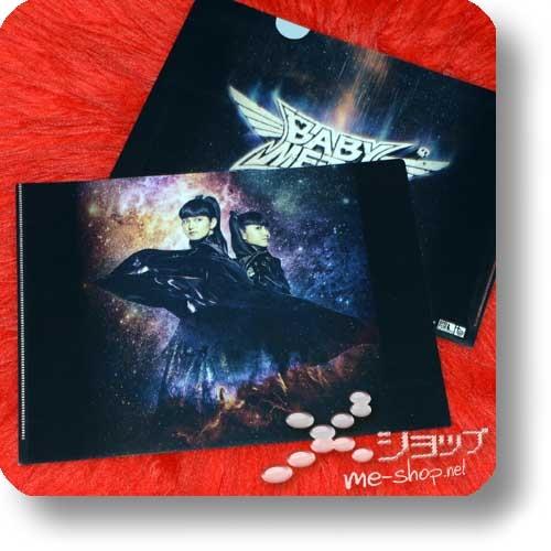 "BABYMETAL - METAL GALAXY (lim.LP-sized 2CD ""Sun Version"" JAPAN Complete Edition) +Bonus-Clearfile-28375"
