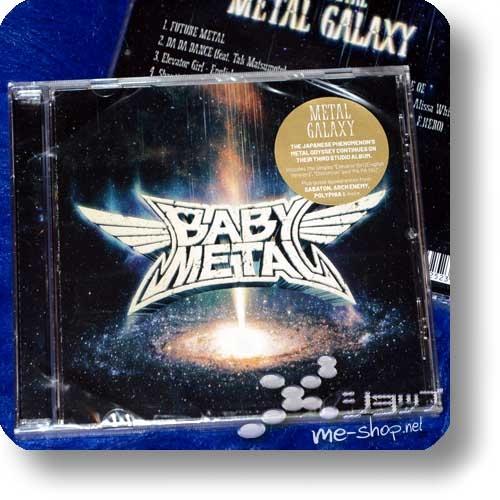 BABYMETAL - METAL GALAXY (Deutsche Pressung) -0