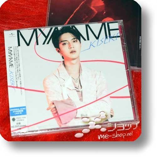 MYNAME - KISEKI (Japan 6th Album / lim. JUN Q ban / MO only!)-0