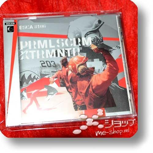 PRIMAL SCREAM - XTRMNTR (Japan-Pressung inkl.Bonustrack) (Re!cycle)-0