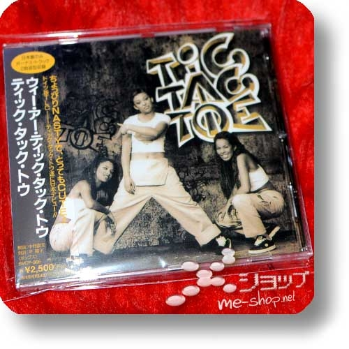TIC TAC TOE - Tic Tac Toe (Japan-Pressung inkl.2 Bonustracks!) (Re!cycle)-0