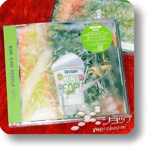 BiSH - KiND PEOPLE / Rhythm (lim.CD+Live-DVD)+Bonus-Promoposter!-28762