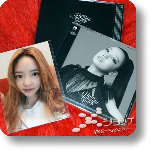 HARA - Midnight Queen (lim.CD+Booklet B-Type) +Bonus-Fotokarte! (KARA)-0