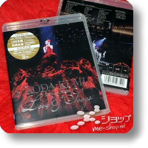 KUMI KODA - Premium Night Love & Songs (Blu-rayDisc / lim.1.Press) (Re!cycle)-0