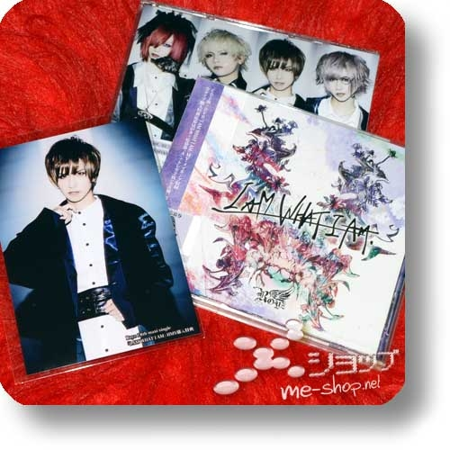 ROYZ - I AM WHAT I AM. (lim.CD+DVD A-Type) +Bonus-Fotokarte!-0