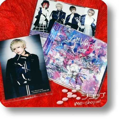 ROYZ - I AM WHAT I AM. (lim.CD+DVD B-Type) +Bonus-Fotokarte!-0