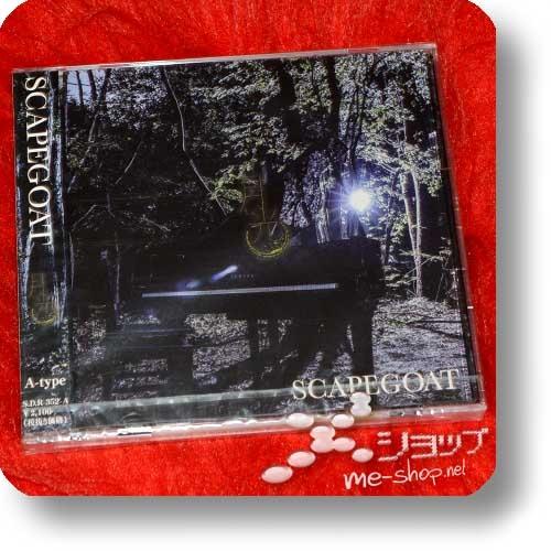 SCAPEGOAT - Gekkou (lim.CD+DVD A-Type)-0