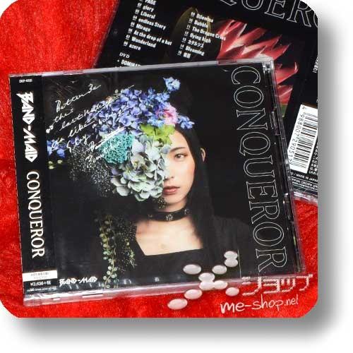BAND-MAID - CONQUEROR (lim.CD+DVD B-Type)-0
