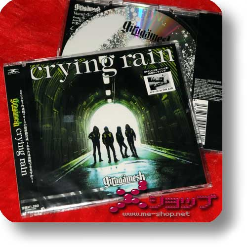 GIRUGAMESH (girugämesh) - crying rain (inkl.Bonustrack!) (Re!cycle)-0