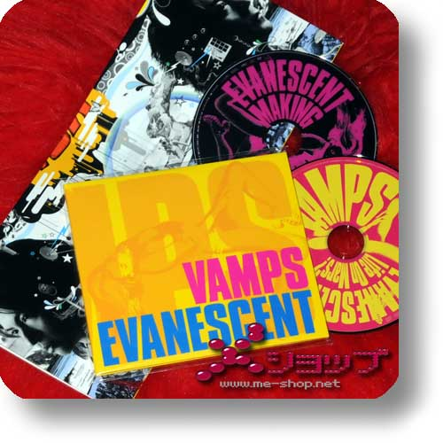 VAMPS - EVANESCENT (lim.CD+DVD / HYDE / K.A.Z.) (Re!cycle)-0
